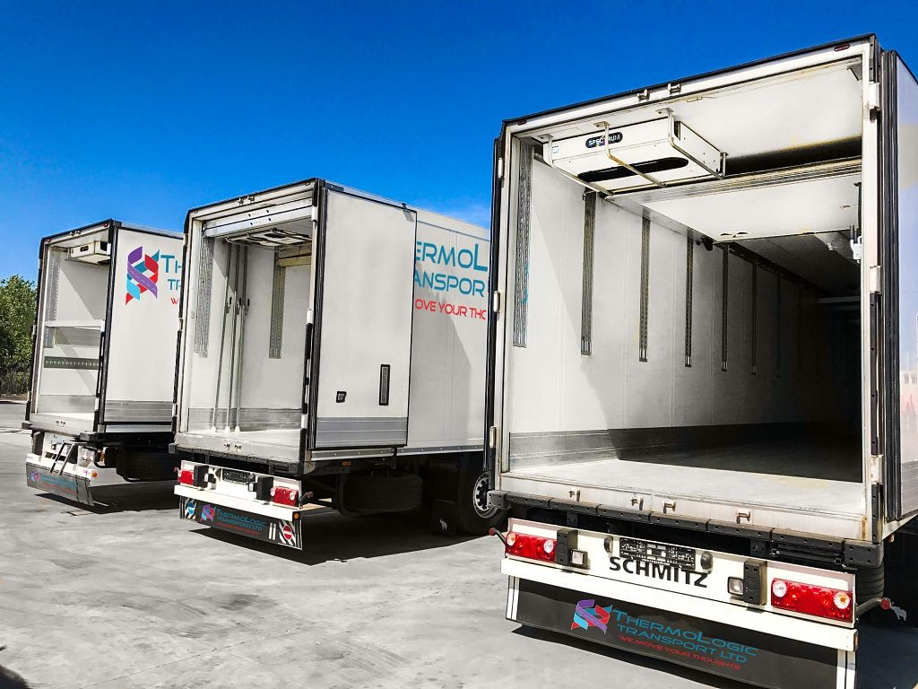 Multi Temperature Trailers